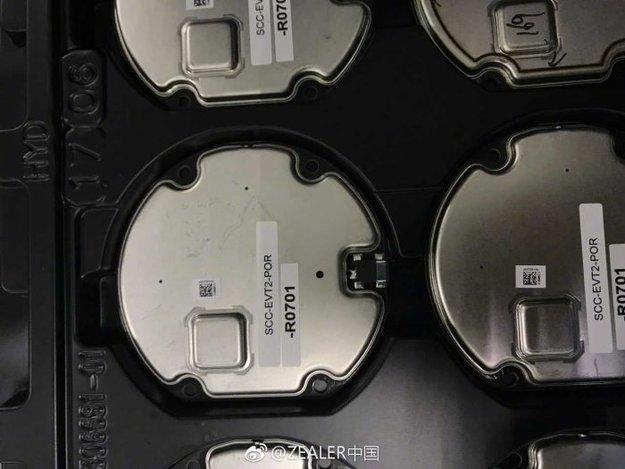 iPhone 8: Komponenten-Fotos bestätigen wichtige Neuerung