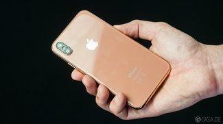 iPhone X: Vorbesteller müssen lange warten