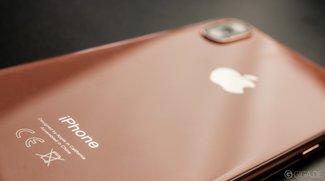iPhone-8-Modell in unseren Händen: So sieht es aus