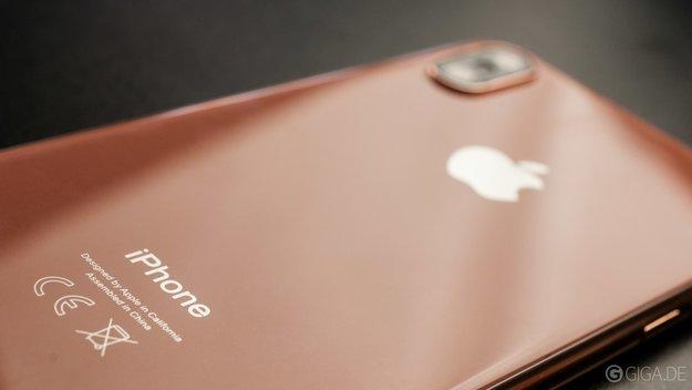 iPhone X, 8 oder Pro? Der Name für das OLED-Modell steht fest
