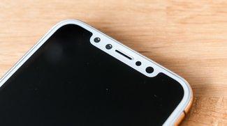 iPhone X: So richtet ihr die Gesichtserkennung ein