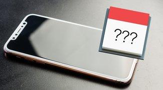 Release von iPhone 8 & iPhone X: Die offiziellen Veröffentlichungstermine