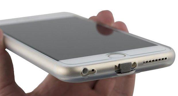 Kabelloses Laden Smartphone