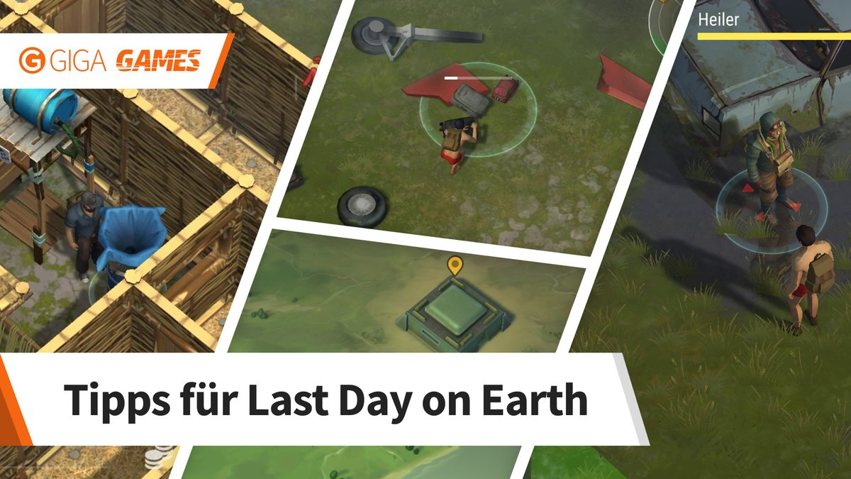 Last Day On Earth Tipps