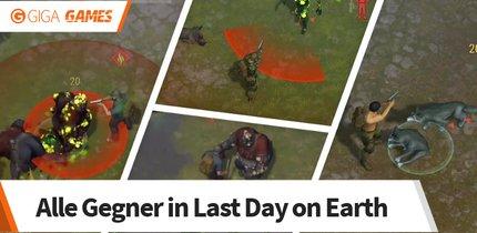 Last Day on Earth - Survival: So besiegt ihr alle Gegner!