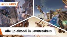LawBreakers: Spielmodi mit Infos und Tipps zu den einzelnen Optionen