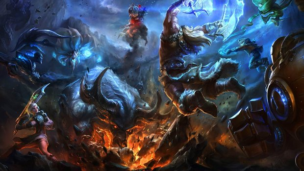 League of Legends: Profi gibt Sex die Schuld an mieser Leistung