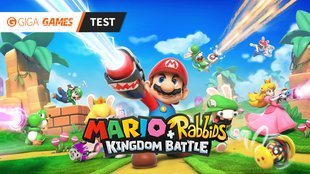 Mario + Rabbids Kingdom Battle: Taktik-Fun für Noobs und Pros