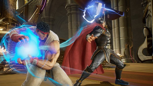 Marvel vs. Capcom - Infinite: Neuer Story-Trailer – Figurenroster stößt auf Kritik