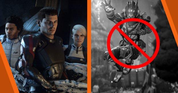 Mass Effect Andromeda: Keine Story-DLCs mehr - Entwickler lassen Singleplayer hinter sich