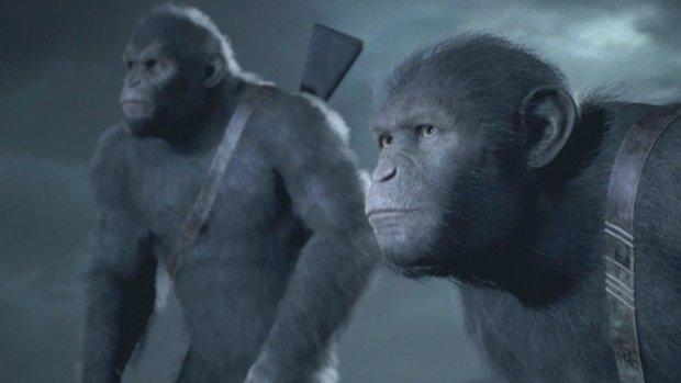 Planet der Affen: Last Frontier: Neues Spiel zur Film-Trilogie angekündigt