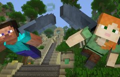 Minecraft: Datentransfer von...