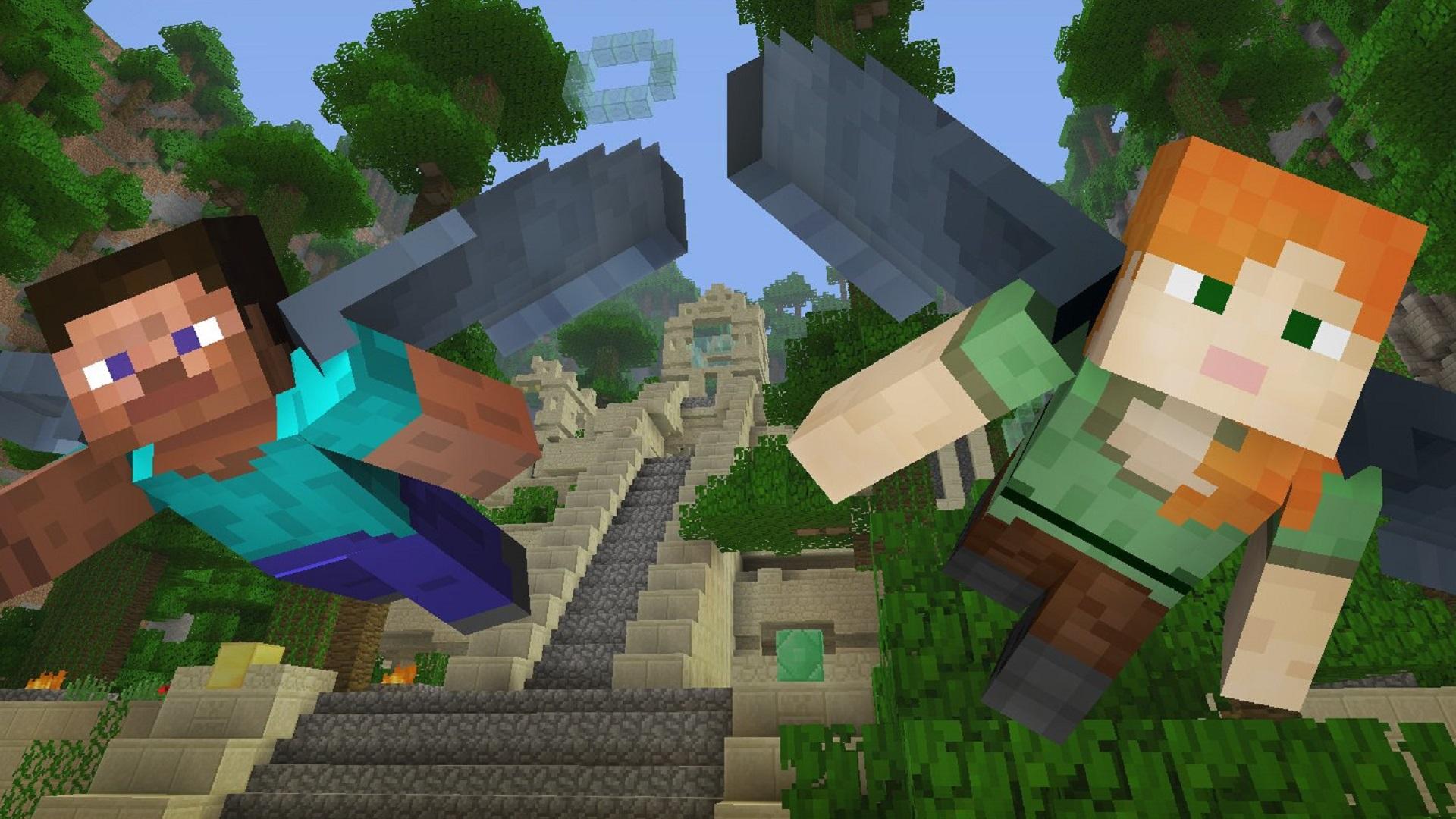 Minecraft Datentransfer Von Wii U Auf Nintendo Switch Bald Möglich - Minecraft wii spielen