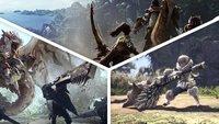 Monster Hunter World: Alle Waffen mit Stärken und Schwächen für die Drachenjagd