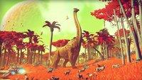No Man's Sky: Positive Spielerreaktionen auf das neuste Update