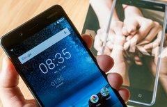Nokia 8 in Bildern: Ein echter...