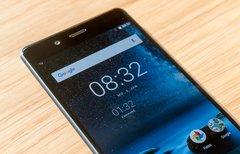 Das Nokia 8 erledigt den Job,...