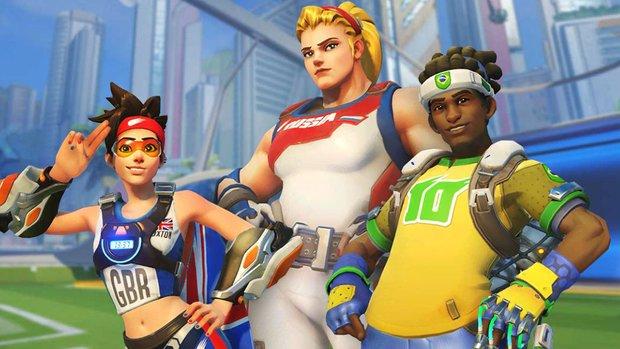 Overwatch: Summer Games gestartet, aber heftige Probleme