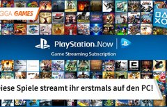 PlayStation Now: Alle Spiele,...