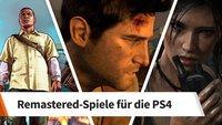 Das sind die besten HD-Remastered-Spiele für die PS4