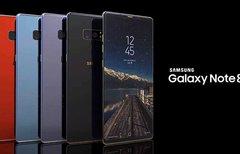 Samsung Galaxy Note 8: Hard...