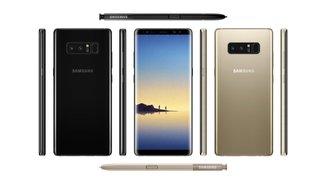Samsung Galaxy Note 8: Livestream der Präsentation hier anschauen