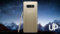 Jedes Jahr das neueste Galaxy Note: Samsung startet Abomodell