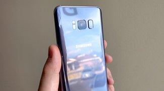 Samsung Galaxy S8: Genialer Bastler verbessert Fingerabdrucksensor