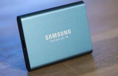 Samsung T5 Portable SSD: Infos...