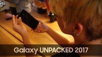 Meine Begegnung mit dem Galaxy Note 8