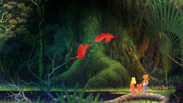Secret of Mana: Release-Termin für 3D-Remake bekannt
