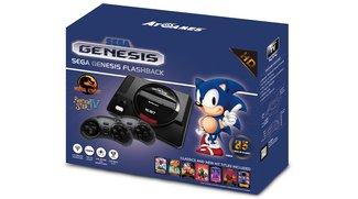 Sega Genesis Flashback: Laut Vorabtest eine enttäuschende Retro-Konsole