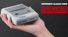 SNES Mini: Nintendo bringt die beliebtesten Spiele zurück