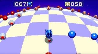 Sonic Mania: Alle Cheats und freischaltbaren Extras