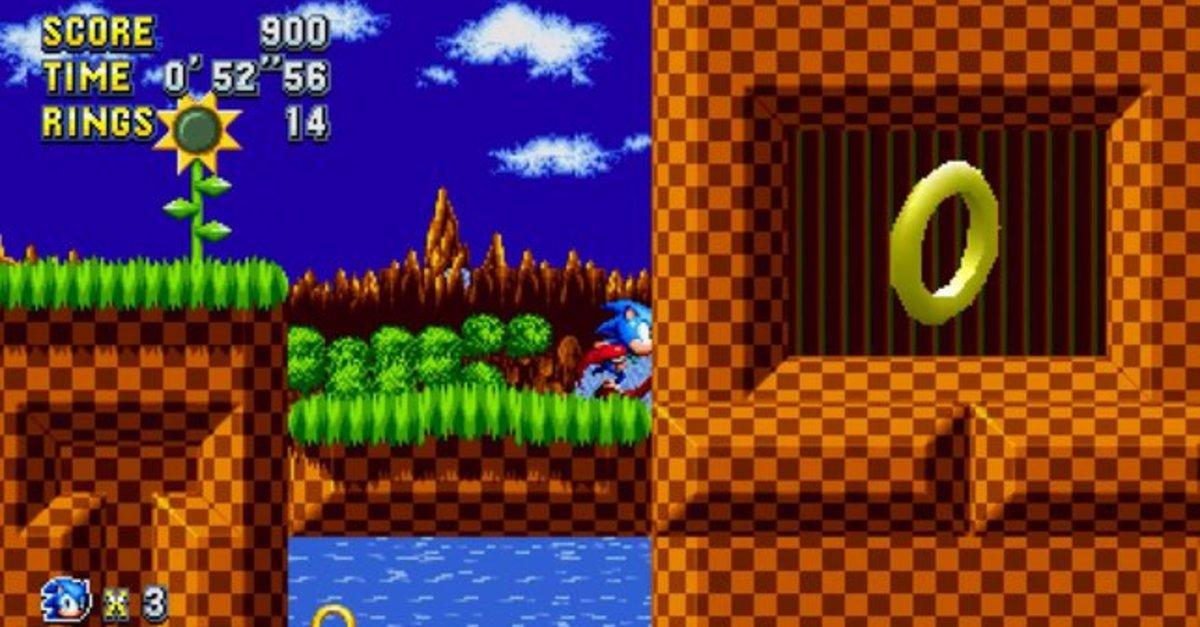 Alle Sonic Spiele