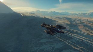 Star Citizen: Neues Gameplay aus der Alpha 3.0