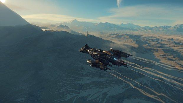 Star Citizen: Neues Gameplay aus der Alpha 3.0