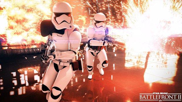 Star Wars Battlefront 2: Waffen - alle Infos und Bilder
