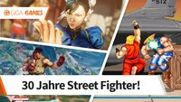 Alle Street-Fighter-Spiele in der Historie
