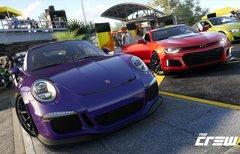 The Crew 2: Autos, Motorräder...