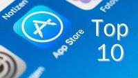 Top 10: Die meistgeladenen Apps für das iPhone in Deutschland