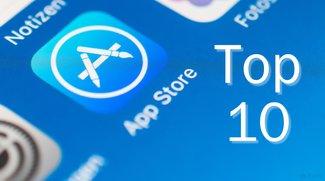 Top 10: Die aktuell beliebtesten Apps für das iPhone in Deutschland