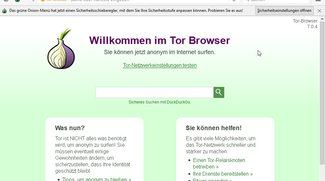 Tor-Browser down: Was tun?