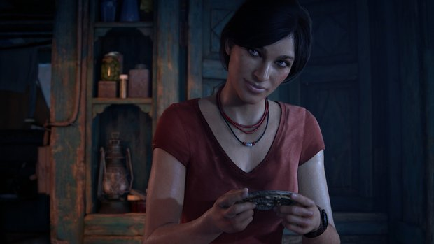Uncharted - The Lost Legacy: Beeindruckendes Kartendetail entdeckt