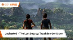 Uncharted - The Lost Legacy: Alle Trophäen - Leitfaden für 100%
