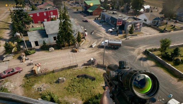Far Cry 5: So erbittert kämpft der Widerstand