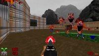 Crash Bandicoot lehrt Doom-Spieler das Fürchten