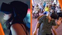 Teenager sorgt mit VR für Spaß bei Kranken und Rentnern