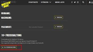 Watchbox / Clipfish: Konto-ID anzeigen – so geht's