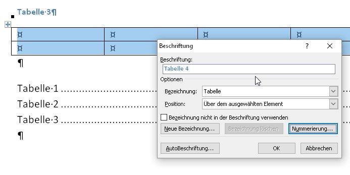 word-tabellenverzeichnis-beschriftung